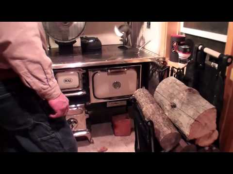 The Heartland Elmira Oval Cookstove - The Details Part 3