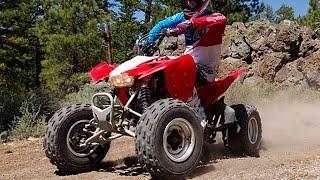 10. 2014 Honda TRX400X