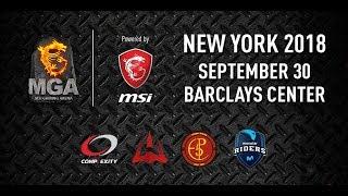 MGA 2018 - Road to New York Grand Final | MSI