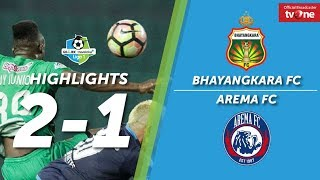 Video Bhayangkara FC Vs Arema FC: 2-1 All Goals & Highlights MP3, 3GP, MP4, WEBM, AVI, FLV Oktober 2017