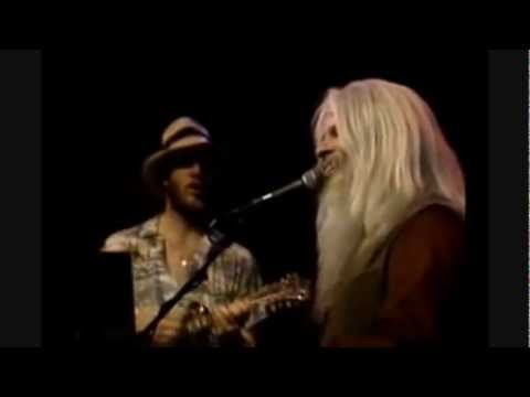 Leon Russell: Wild Horses (Live)