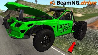 ULTIMATE BUGGY - BeamNG.drive