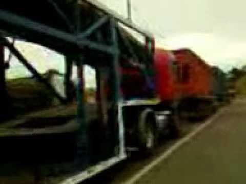 Greve dos caminhoneiros em castro -  pr