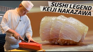 Video How Master Sushi Chef Keiji Nakazawa Built the Ultimate Sushi Team — Omakase MP3, 3GP, MP4, WEBM, AVI, FLV Agustus 2019