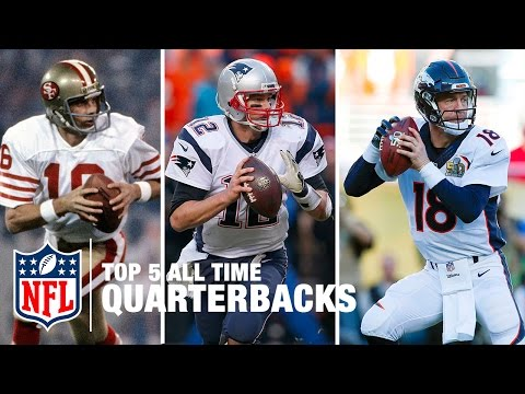 Video: Top 5 QBs Of All-Time: Where Does Peyton Manning Rank? | NFL Now