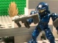 Halo mega bloks: The Missing spartan part 1