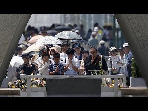 Χιροσίμα: 70 χρόνια από τη ρίψη της ατομικής βόμβας