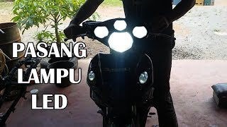 Video Pemasangan Lampu LED Motor MP3, 3GP, MP4, WEBM, AVI, FLV September 2018