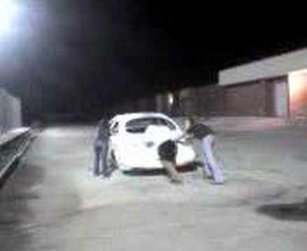 moving crap car (видео)