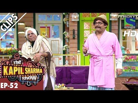 Kulchi Chachi visits Rajesh Arora's home -The Kapil Sharma Show-Ep.52-16th Oct 2016
