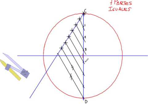 trazados geométricos