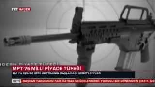 mpt 76 yerli milli piyade tüfeği