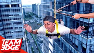 Video Don't Plummet to the Ground! | Rope Cut Challenge! MP3, 3GP, MP4, WEBM, AVI, FLV November 2018