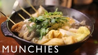 A Night Out in Seoul with Tuk Tuk Noodle Thai by Munchies