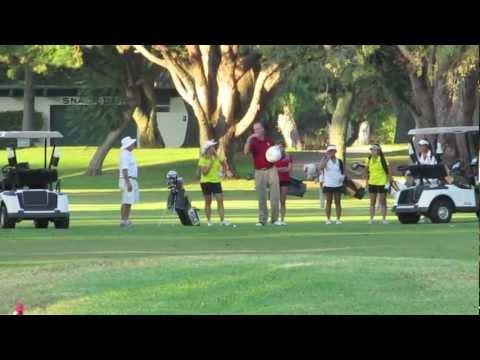 High School Girls Golf: Moore Leauge Individual Finals, Long Beach Ca
