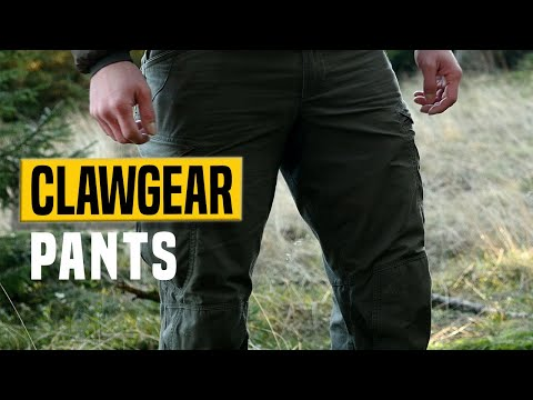 Clawgear Operator Combat Pant Outdoor Military GEAR Review IRR Test GERMAN + (ENGLISH SUBTITLES)