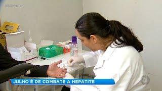 Julho Amarelo: mês de conscientização sobre hepatites virais