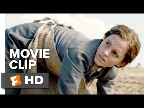Colonia Movie CLIP - Working the Field (2016) - Emma Watson Movie HD