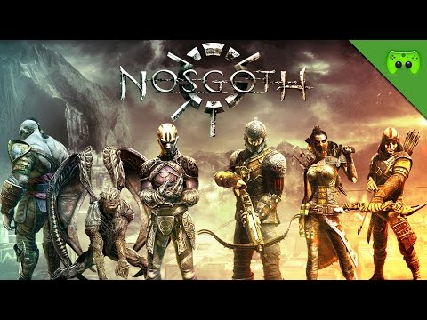 NOSGOTH # 2 - Der Prophet auf dem Berge «» Let's Play Nosgoth