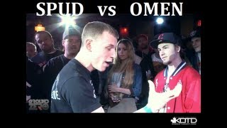 Kotd gz spud vs omen vidinfo for Portent vs omen