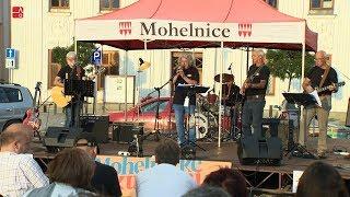 Náhled - Mohelnické kulturní léto s kapelou The Four Elements a Old Premier