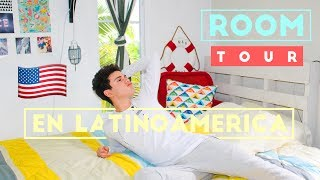 ¡Muchos me han dicho que si vivo en estados unidos por el diseño de mi habitación y es que NO! Vivo en El Salvador un pequeño pais de centroamerica, de hecho he tratado de inspirarme en diseños de pinterest para la remodelación de mi cuarto.Si te gusto este room tour recuerda dejarme tu like y un comentario sobre mi video. Website: www.madeindexel.comSígueme en mis redes sociales: 😳-----------------------------------------------------------Contacto: dexelcontacto@gmail.com------------------------------------------------------------Instagram: http://instagram.com/madeindexel-Twitter: https://twitter.com/madeindexel-Facebook: https://www.facebook.com/madeindexel-Snapchat: MadeindexelLIKE  COMENTA  COMPARTE  😘Este video contiene un tour por mi habitación, room tour, 2017, estados unidos, el salvador, latino, que hay en mi cuarto, habitación, decoracion para cuarto.