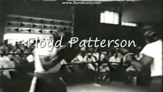FLOYD PATTERSON The D'amato Style