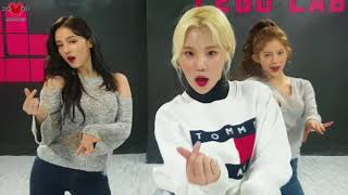 Video Momoland - Boom Boom [Dance MIX] MP3, 3GP, MP4, WEBM, AVI, FLV Januari 2019