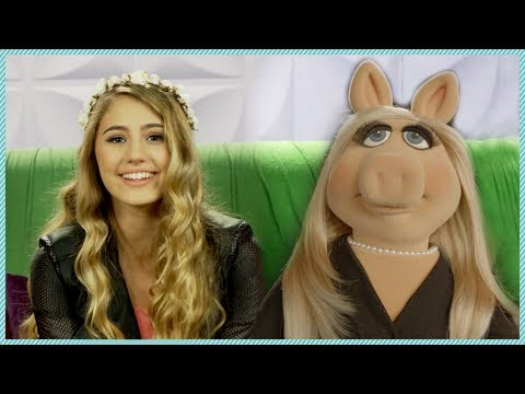 celeb - OOTD wtih Miss Piggy & Teala Dunn! - http://bit.ly/1i1DnUD MUPPETS ON ATV! - http://bit.ly/1kMq1Px The ladies of IMO have a very special guest on the couch, ...