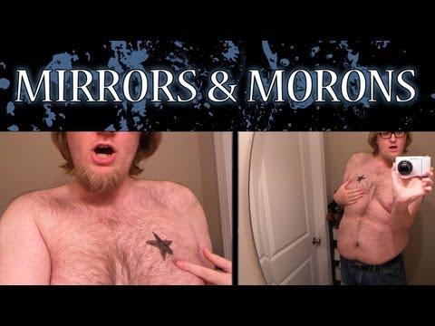 Zrcadla a idioti