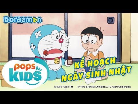 [S6] Doraemon Tập 299 - kế Hoạch Ngày Sinh Nhật, Máy Cải Lão Hoàn Đồng - Hoạt Hình Tiếng Việt - Thời lượng: 21:46.