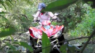 8. Quad und ATV Abenteuer - Kymco MXU 500 IRS - Maxxer 400