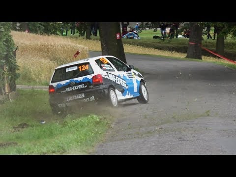 2. Rajd Śląska 2018 - Action & Flat Out by MopMan VideoRally