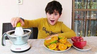 Video Kerem Mutfakta 2. Bölüm Doğal Meyve Suyu Yapıyoruz MP3, 3GP, MP4, WEBM, AVI, FLV Desember 2017