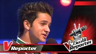 VReporter: Preview of Episode 5 of Blind Auditions (The Voice of Afghanistan)