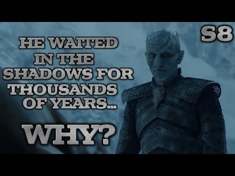 Why the White Walkers are attacking Westeros Now? | Game of Thrones Season 8 Theory