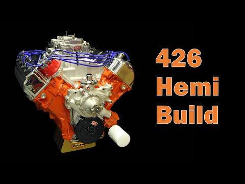 426 Hemi Engine Build -- Part 1