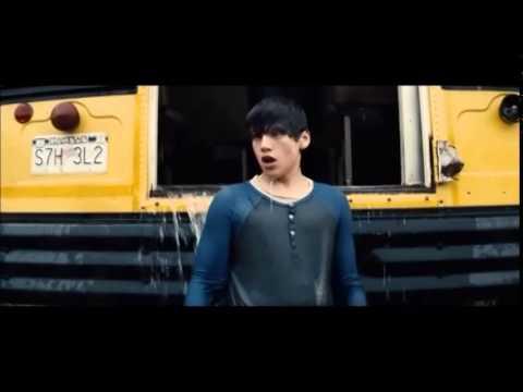 Superman Saves The School Bus