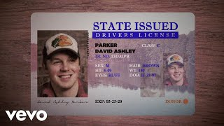 Travis Denning - David Ashley Parker From Powder Springs (Lyric Video)