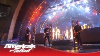 """Video Fall Out Boy - """"My Songs Know What You Did In the Dark"""" AGT Performance - America's Got Talent 2013 MP3, 3GP, MP4, WEBM, AVI, FLV April 2018"""