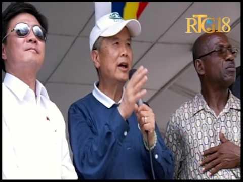 La Fondation tzu chi a procédé à la distribution des sacs de riz
