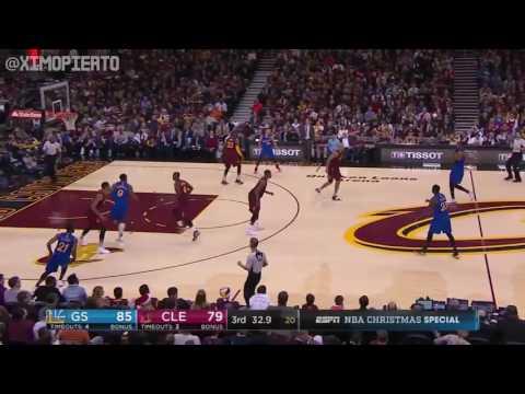 Golden State Warriors vs Cleveland Cavaliers | Full Highlights | Dec 25, 2016 | 2016-17 NBA Season