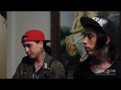 Ryan J Downey - When we spoke to Falling In Reverse frontman Ronnie Radke in AP 294, he described the previous time he had seen his former Escape The Fate bandmate Max Green...