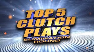 Top 5 Clutch Plays: Elimination Round | PBA Governors' Cup 2016