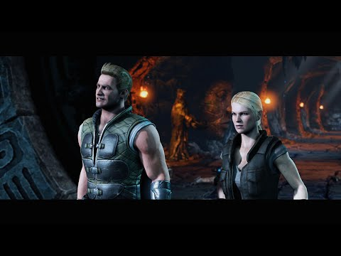 Mortal Kombat X: Official Cage Family Trailer