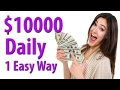 Make Money Online | 10k Daily Profit | Easy Money Making | Online Jobs