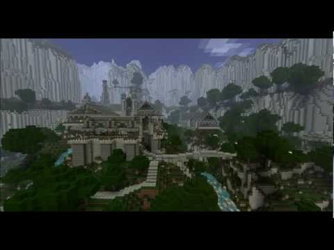 Minecraft Middle-Earth - Project Trailer