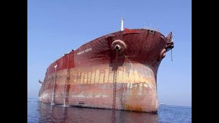 Video WORLD'S BIGGEST SHIP JAHRE VIKING/SEAWISE GIANT/KNOCK NEVIS... MP3, 3GP, MP4, WEBM, AVI, FLV Maret 2019