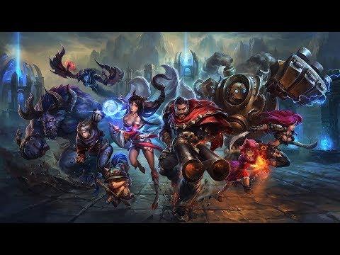 League of Legends: основы игры