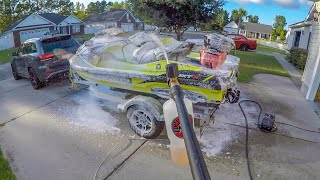3. Sea Doo After Ride Care On Jet Ski